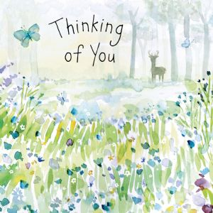 FIZ58  Thinking Of You Card
